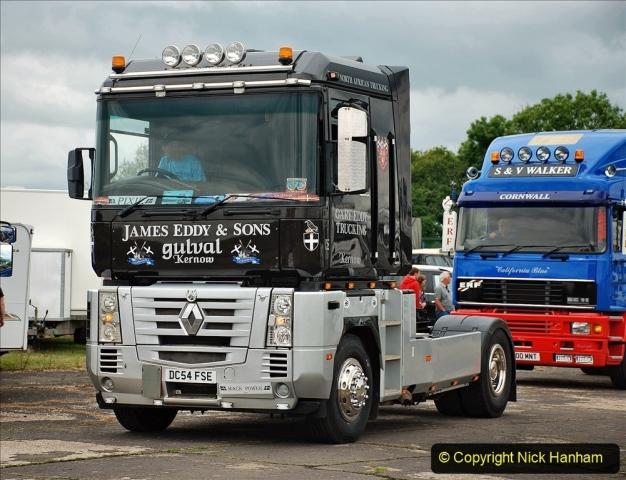 2021-06-26 The Devon Truck Show. (613) Truck Parade. 613