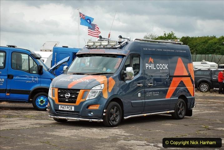 2021-06-26 The Devon Truck Show. (616) Truck Parade. 616