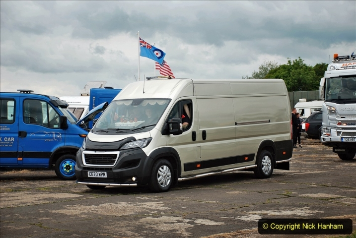 2021-06-26 The Devon Truck Show. (623) Truck Parade. 623