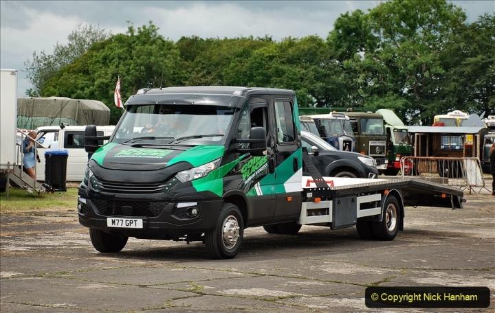 2021-06-26 The Devon Truck Show. (629) Truck Parade. 629