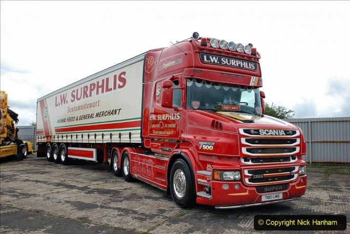 2021-06-26 The Devon Truck Show. (68) 068