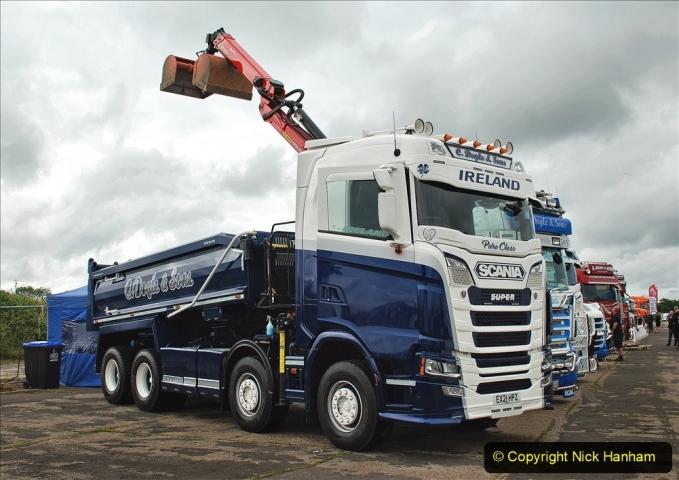 2021-06-26 The Devon Truck Show. (78) 078