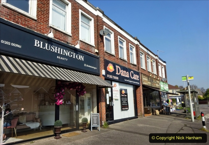 2021-05-01 Local Covid 19 Walk Poole, Dorset. (16) 016