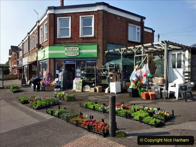 2021-05-01 Local Covid 19 Walk Poole, Dorset. (17) 017