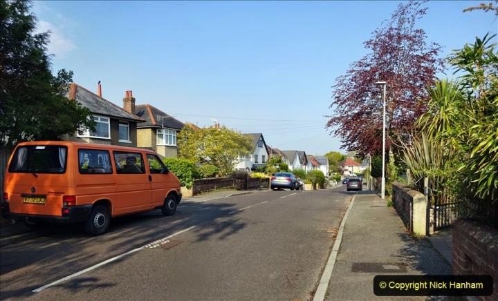 2021-05-01 Local Covid 19 Walk Poole, Dorset. (21) 021