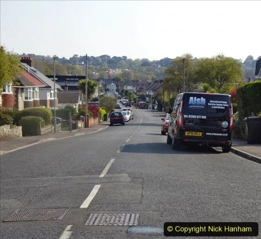 2021-05-01 Local Covid 19 Walk Poole, Dorset. (27) 027