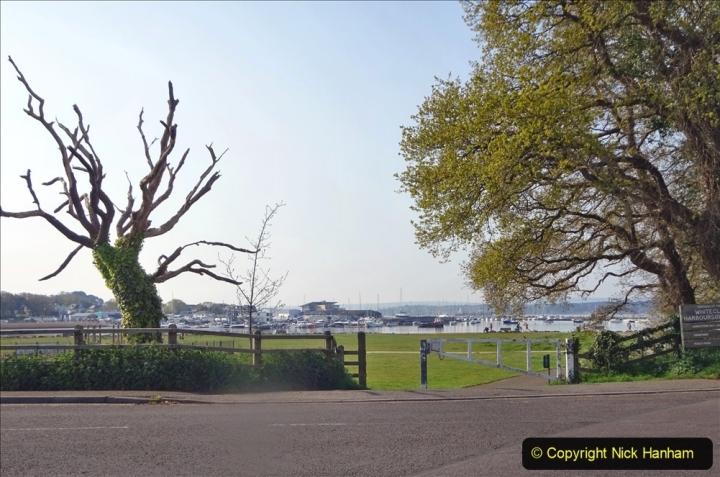 2021-05-01 Local Covid 19 Walk Poole, Dorset. (30) 030