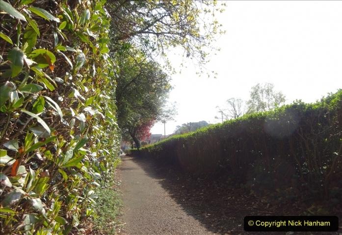 2021-05-01 Local Covid 19 Walk Poole, Dorset. (64) 064