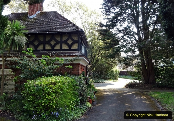 2021-05-01 Local Covid 19 Walk Poole, Dorset. (71) 071
