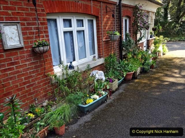 2021-05-01 Local Covid 19 Walk Poole, Dorset. (72) 072