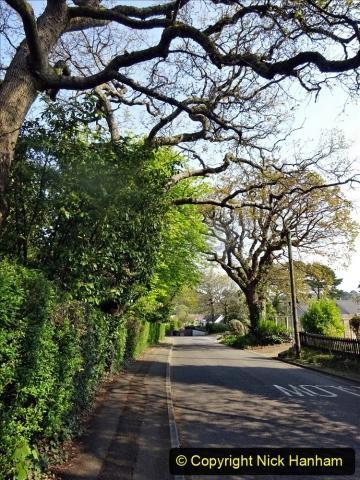 2021-05-01 Local Covid 19 Walk Poole, Dorset. (75) 075