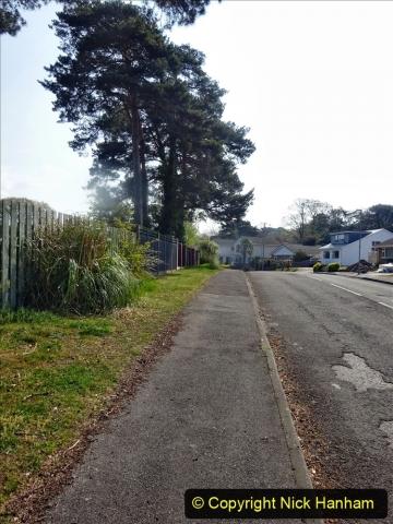 2021-05-01 Local Covid 19 Walk Poole, Dorset. (77) 077