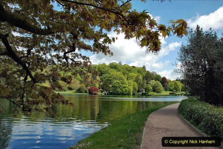 2021-05-17 Wiltshire Holiday Day 1. (104) Stourhead NT. 104