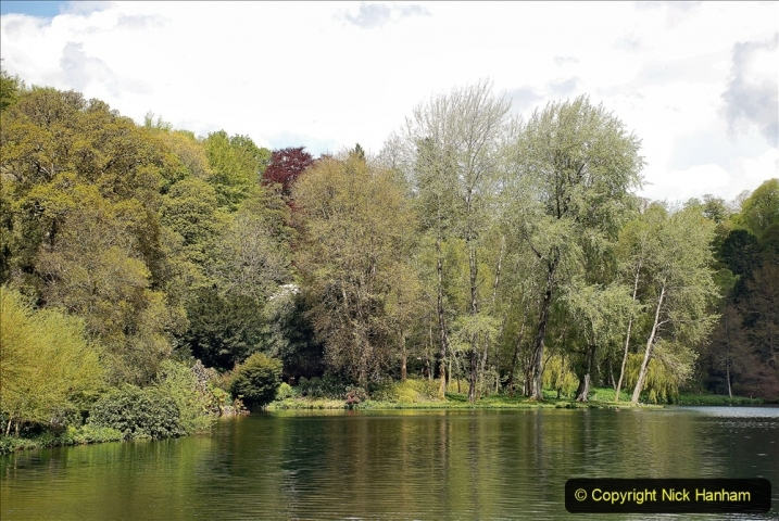 2021-05-17 Wiltshire Holiday Day 1. (110) Stourhead NT. 110