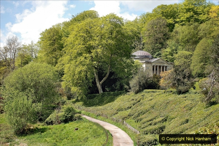 2021-05-17 Wiltshire Holiday Day 1. (111) Stourhead NT. 111