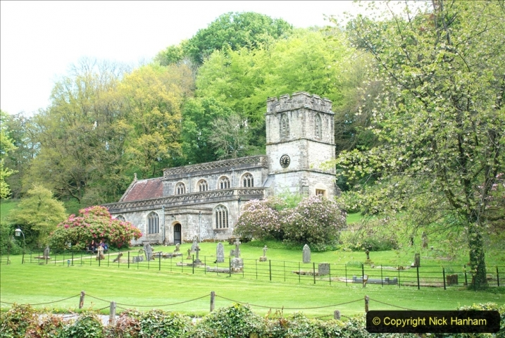 2021-05-17 Wiltshire Holiday Day 1. (134) Stourhead NT. 134