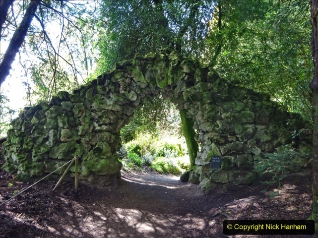 2021-05-17 Wiltshire Holiday Day 1. (71) Stourhead NT. 071