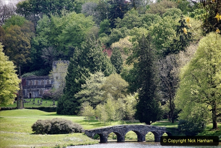 2021-05-17 Wiltshire Holiday Day 1. (89) Stourhead NT. 089
