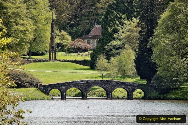 2021-05-17 Wiltshire Holiday Day 1. (91) Stourhead NT. 091
