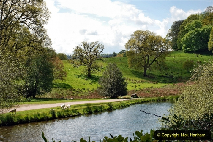 2021-05-17 Wiltshire Holiday Day 1. (96) Stourhead NT. 096