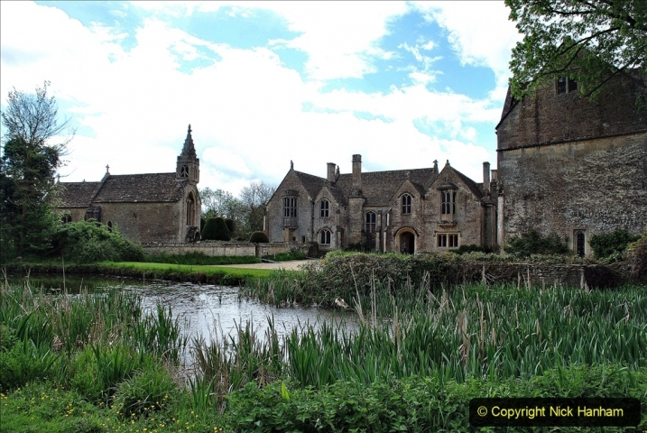 2021-05-18 Wiltshire Holiday Day 2. (3) Great Chalfield Mannor NT. 003