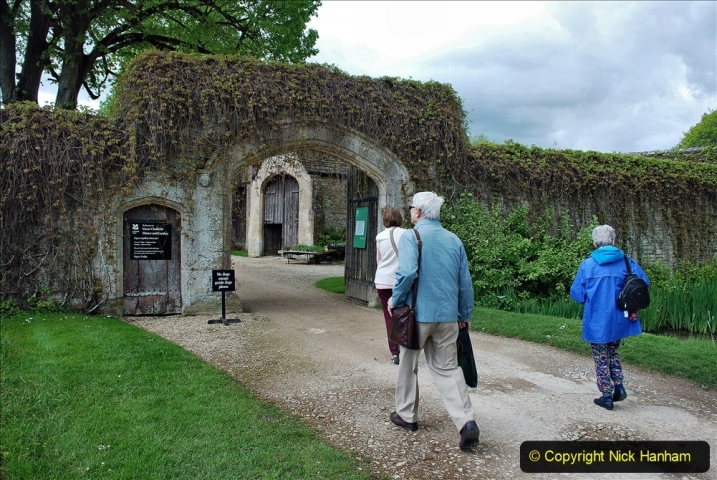 2021-05-18 Wiltshire Holiday Day 2. (5) Great Chalfield Mannor NT. 005