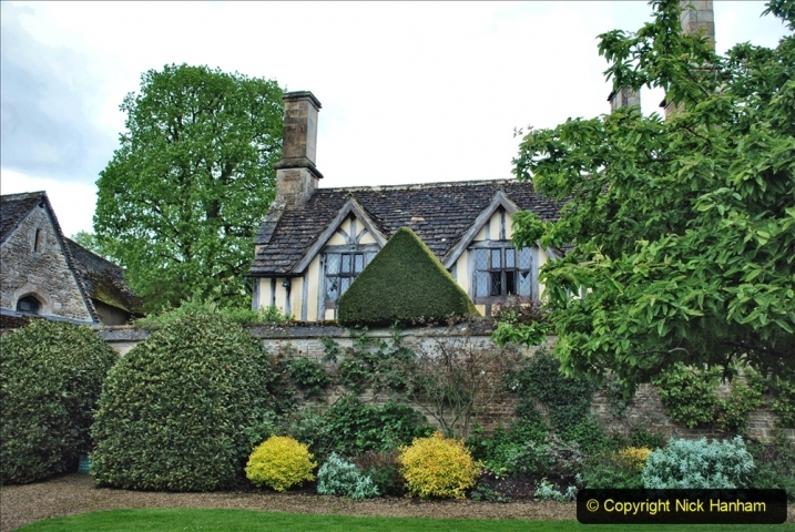 2021-05-18 Wiltshire Holiday Day 2. (50) Great Chalfield Mannor NT. 050