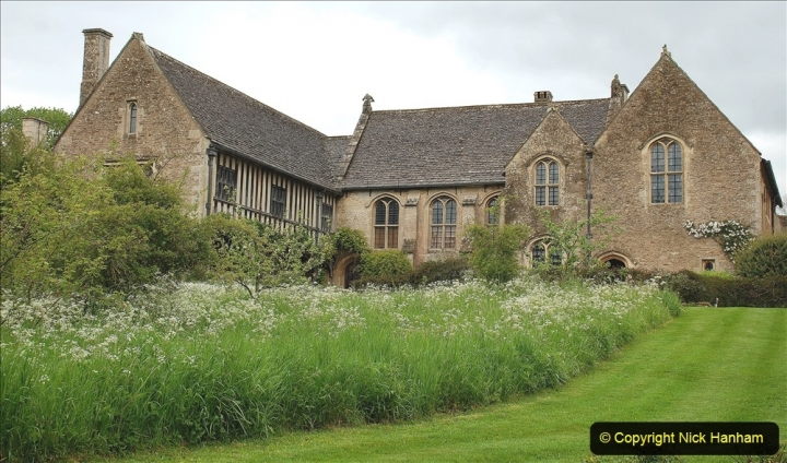 2021-05-18 Wiltshire Holiday Day 2. (59) Great Chalfield Mannor NT. 059