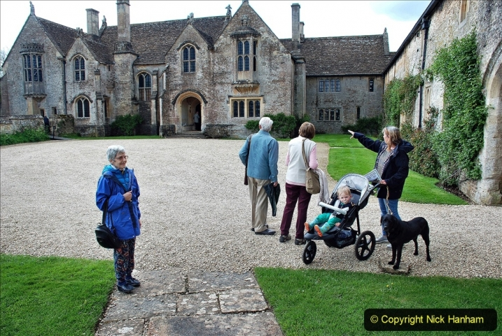 2021-05-18 Wiltshire Holiday Day 2. (6) Great Chalfield Mannor NT. 006
