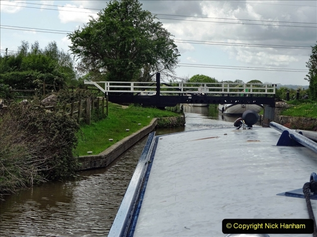 2021-05-19 Wiltshire Holiday Day 3. (100) Kennet & Avon Canal on a Sally Day Boat with friends. 100