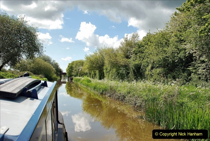 2021-05-19 Wiltshire Holiday Day 3. (111) Kennet & Avon Canal on a Sally Day Boat with friends. 111