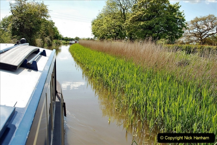 2021-05-19 Wiltshire Holiday Day 3. (112) Kennet & Avon Canal on a Sally Day Boat with friends. 112