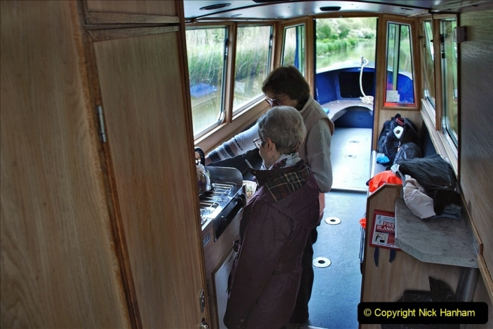 2021-05-19 Wiltshire Holiday Day 3. (26) Kennet & Avon Canal on a Sally Day Boat with friends. 026