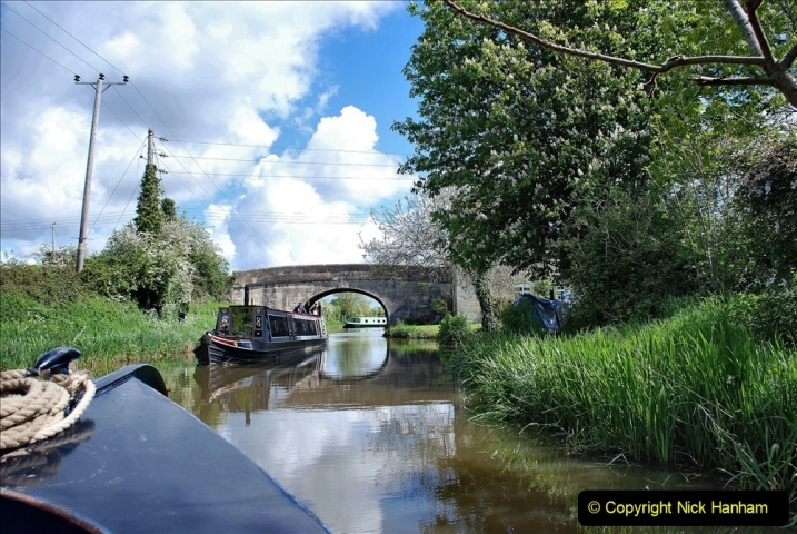 2021-05-19 Wiltshire Holiday Day 3. (51) Kennet & Avon Canal on a Sally Day Boat with friends. 051