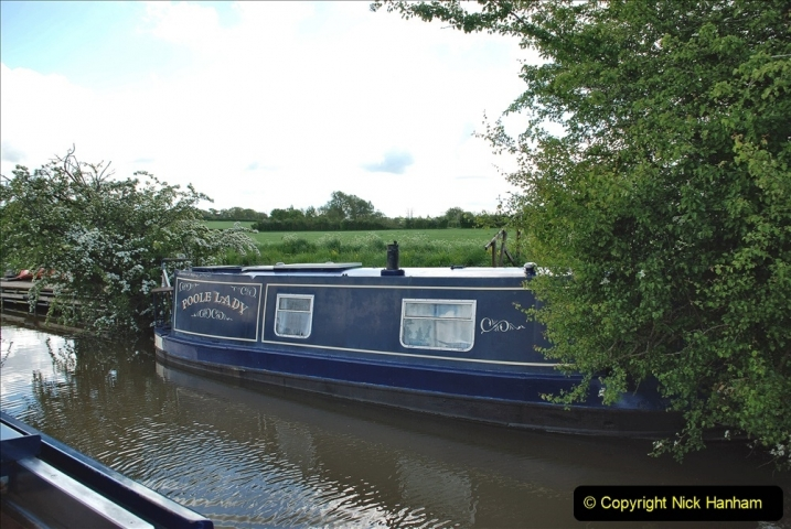 2021-05-19 Wiltshire Holiday Day 3. (59) Kennet & Avon Canal on a Sally Day Boat with friends. 059
