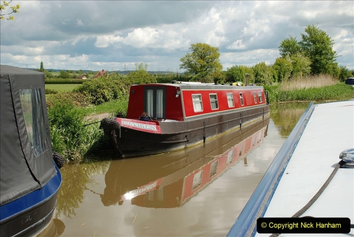 2021-05-19 Wiltshire Holiday Day 3. (66) Kennet & Avon Canal on a Sally Day Boat with friends. 066