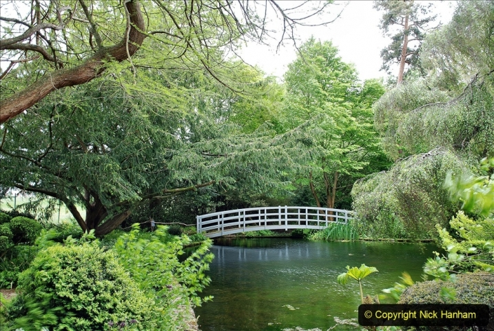 2021-05-20 Wiltshire Holiday Day 4. (100) The Courts Garden NT.
