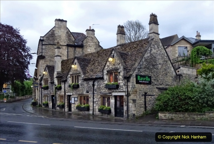 2021-05-20 Wiltshire Holiday Day 4. (107) Bradford on Avon and evening meal.