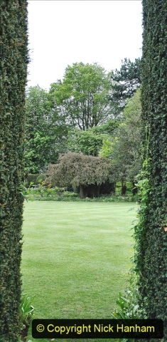 2021-05-20 Wiltshire Holiday Day 4. (22) The Courts Garden NT.