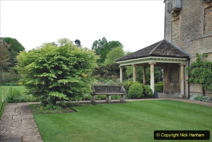 2021-05-20 Wiltshire Holiday Day 4. (6) The Courts Garden NT.