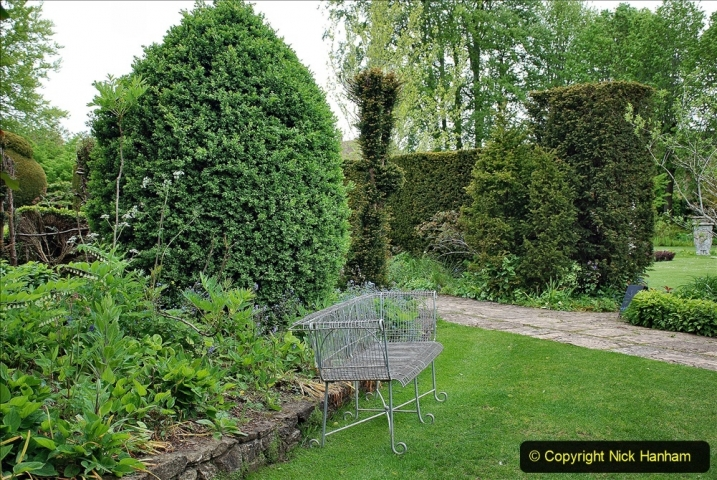 2021-05-20 Wiltshire Holiday Day 4. (72) The Courts Garden NT.