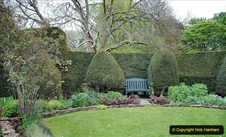 2021-05-20 Wiltshire Holiday Day 4. (78) The Courts Garden NT.