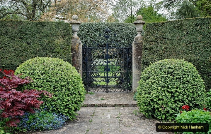 2021-05-20 Wiltshire Holiday Day 4. (84) The Courts Garden NT.