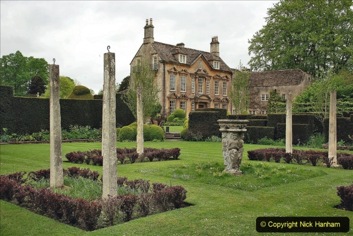 2021-05-20 Wiltshire Holiday Day 4. (89) The Courts Garden NT.