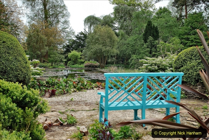 2021-05-20 Wiltshire Holiday Day 4. (91) The Courts Garden NT.