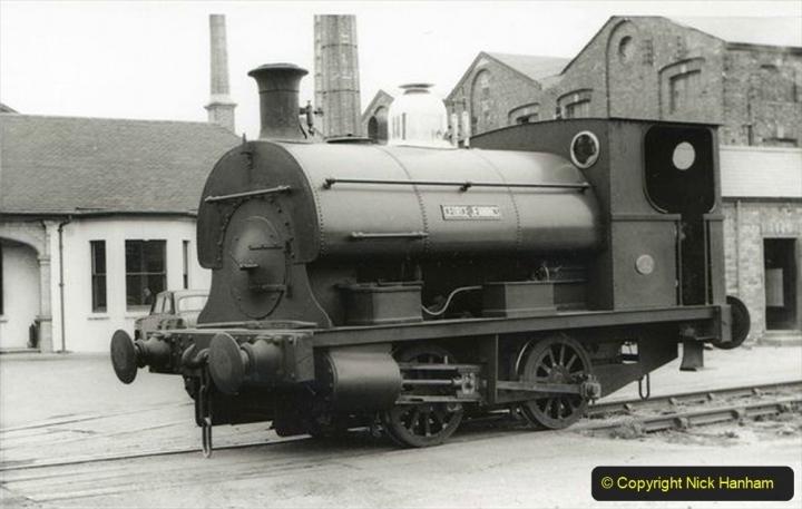 1950s George Jennings Pottery Locomotive George Jennings. (4) 005