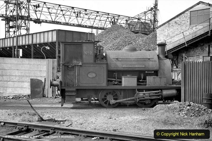1950s Poole Quay shunting locomotives. (5) Western Pride. 013