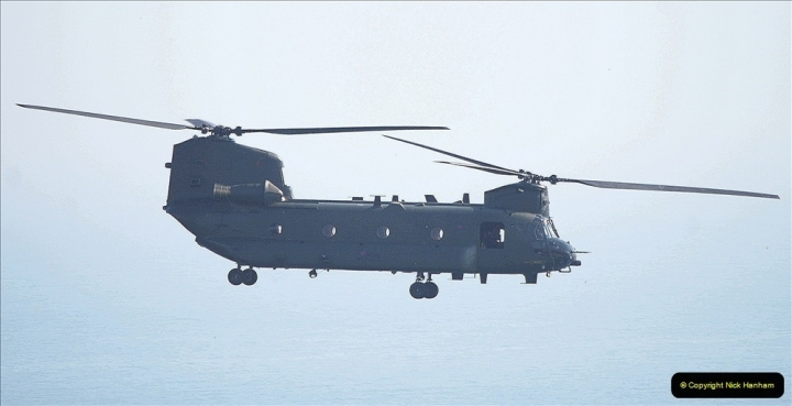 2021-09-03 Bournemouth Air Show Pictures AIR. (116) RAF Chinook HC6A. 116