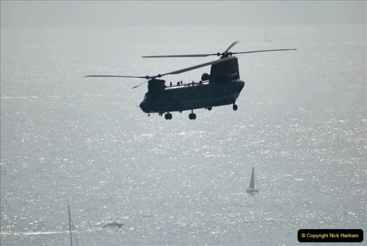 2021-09-03 Bournemouth Air Show Pictures AIR. (119) RAF Chinook HC6A. 119
