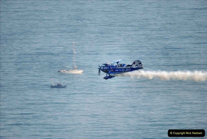 2021-09-03 Bournemouth Air Show Pictures AIR. (228) Super Pits Muscle Plane - Pitts S2S. 228